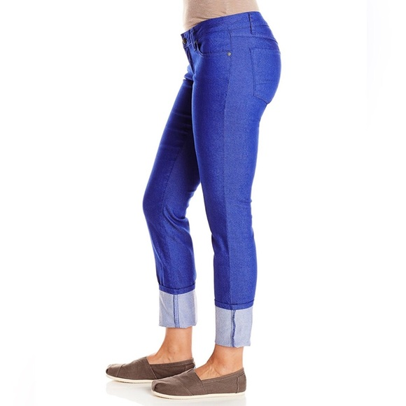 f85cfad1facf PrAna Kara Jean Pants in Sail Blue